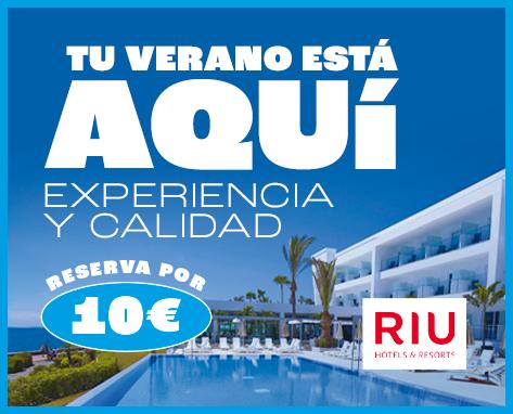 Hoteles Cadena Riu